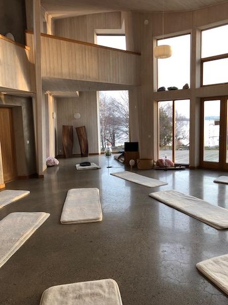 Yoga i Stallarholmen